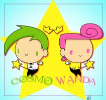 .:Cosmo and Wanda:. by PhantomCarnival