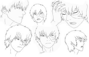 Zuko... and more Zuko... by LolitaSnakeEyes