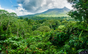 Arenal Volcano by Tyrannax