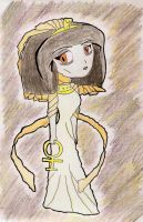 Princess Mummy by Maxime-Loonatic