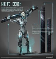 White Demon by antonjorch