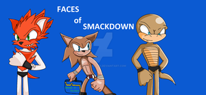 Faces of Smackdown by Java-Mocha
