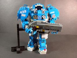 Lego Tychus findlay 3 by didism