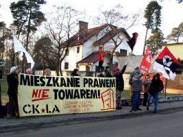 Tenants' Picket 2 by 13VAK