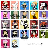 Soul Eater Facebook Tag by Vimmuse