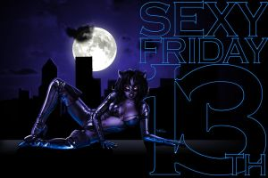Sexy Friday 13th by danyboz