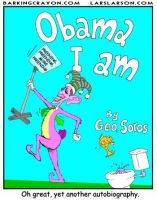 Obama's Latest Autobiography by Conservatoons