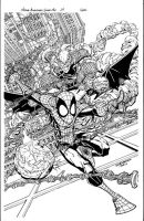 MA Spidey by RolandParis