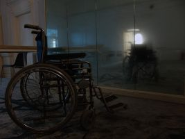 Wheelchair by prihle