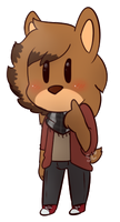 [CM] Damon Sticker by lynxkinks