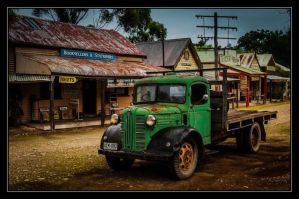 Old Tailem Town by ipstuart
