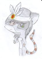 Art Trade with ~IceTheCat2010 by Sexyninjax