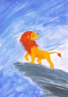 The Lion King by Gkenzo