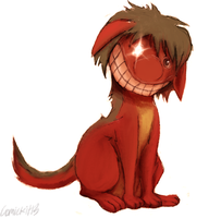 That Red Pup by Comickit