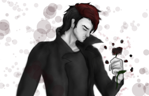 Darkiplier by MsValentines