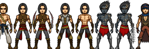 the princes of persia by kenmejia