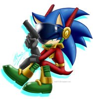 Zonic by Myly14