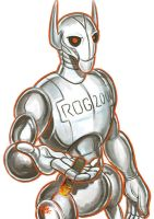 Daily Sketches ROG 2000 by fedde