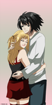 Death Note: She Taught Me How to Love by itanatsu-chan