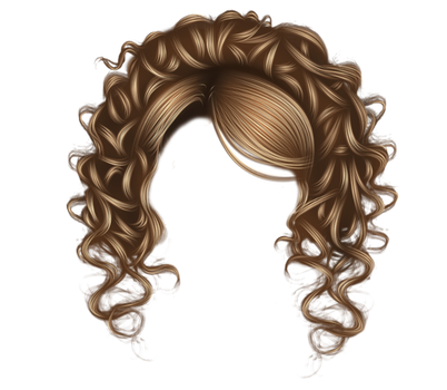 Pretty Curls Brown by hellonlegs