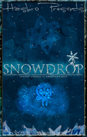 MLP : Snowdrop - Movie Poster by pims1978
