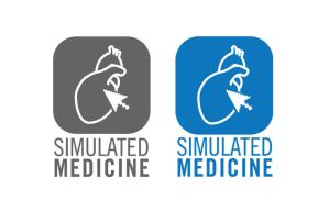 Simulated Medicine - Logo and Branding by spud1077