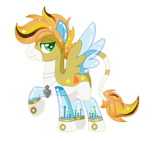 Male MFP Adopt (Closed) by mlpdarksparx