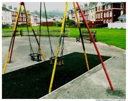 Empty Playground by angelwillz