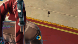 Star Wars Old Republic Screenshot GLITCH by Paynexkiller