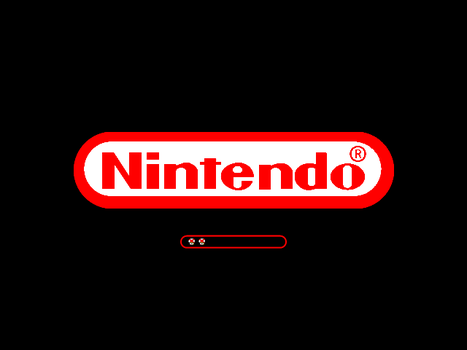 Nintendo Boot Screen by RussianPunx