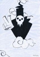 Souleater Shinigami =) by xLifeIsArt