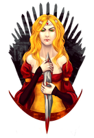 Queen Regent by Who-Died