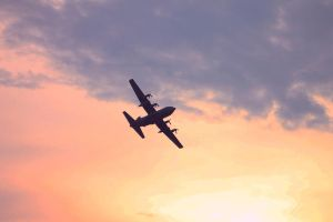 Herc' Sunset by bad2theB-1bone