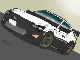 GT86 Trueno by ngarage