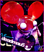 Deadmau5 Poster by fueledbychemicals