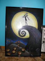 Nightmare before Christmas by LishaPhish