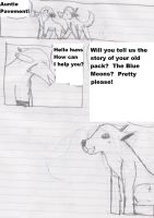 The story of the voice page two by Lyricsloveandbooks