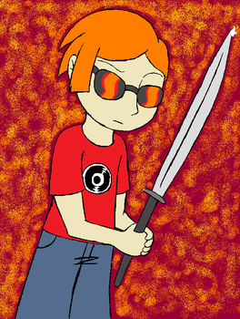 Dave Strider by darlimondoll