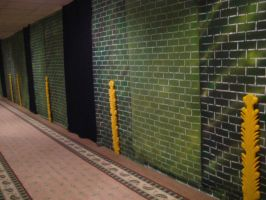 Ministry of Magic Hall Way for MISTI-Con by Thom-Heap