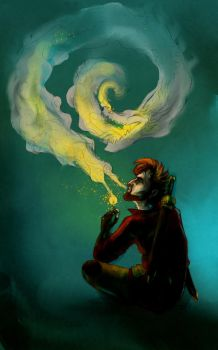 Up in smoke by OFools