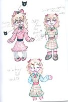 Annie Outfits by Kittychan2005