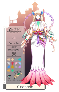 Zepter: Yusetiana by Fortranica