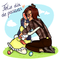 Easter Day by MaryLittleRose