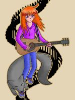 Guitar Girl - Jess's SS by haha-tommy