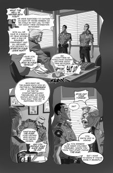 The Soul Issue 3 Preview Page 4 by WinstonWilliams