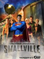 Smallville Season 8 by DarthSinister