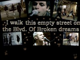 Boulevard of broken dreams by MaryPunkyJane