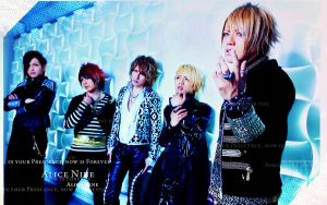 Alice Nine - Resonation by kinokokoro