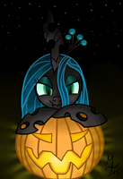 Sweet Halloween, Chrysalis by Salahir