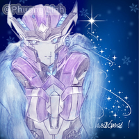 Christmas Card (Evaison) by Phuong-Linh